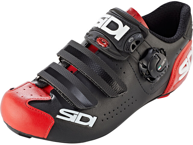 Sidi Alba 2 Shoes Men black/red
